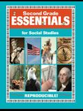 Second Grade Essentials for Social Studies: Everything You Need - In One Great Resource!