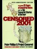 Censored 2001: 25 Years of Censored News and the Top Censored Stories of the Year