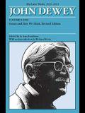 John Dewey: The Later Works, 1925-1953: Volume 8: 1933