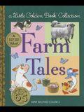 Little Golden Book Collection: Farm Tales (Little Golden Book Treasury)