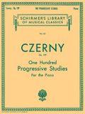 100 Progressive Studies Without Octaves, Op. 139: Schirmer Library of Classics Volume 153 Piano Technique
