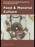 Food & Material Culture