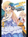 Konosuba: God's Blessing on This Wonderful World!, Vol. 10 (Manga)