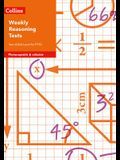 Collins Tests & Assessment - Weekly Reasoning Tests for Year 6 / 2nd Level for P7/S1