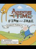 Adventure Time: Finn and Jake Finger Puppets