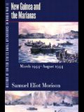 New Guinea and the Marianas: March 1944-August 1944