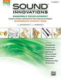 Sound Innovations for Concert Band -- Ensemble Development for Intermediate Concert Band: B-Flat Clarinet 1