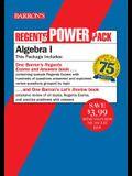 Regents Algebra I Power Pack: Let's Review Algebra I + Regents Exams and Answers: Algebra I