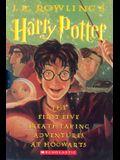 Harry Potter Box Set I-V