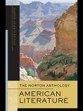 The Norton Anthology: American Literature