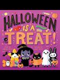 Halloween Is a Treat! (a Hello!lucky Book)