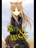 Spice and Wolf, Vol. 1 (Light Novel)