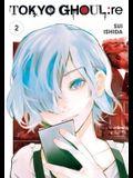 Tokyo Ghoul: Re, Vol. 2, Volume 2