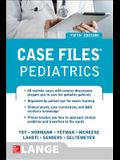 Case Files Pediatrics, Fifth Edition