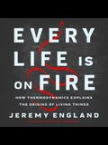 Every Life Is on Fire Lib/E: How Thermodynamics Explains the Origins of Living Things