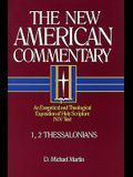 1, 2 Thessalonians, Volume 33: An Exegetical and Theological Exposition of Holy Scripture