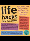 Life Hacks Day-To-Day Calendar