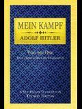 Mein Kampf (vol. 1): Dual English-German Translation