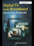 Digital TV Over Broadband: Harvesting Bandwidth