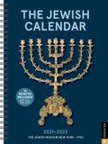 The Jewish Calendar 16-Month 2021-2022 Engagement Calendar: Jewish Year 5782