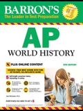 AP World History: With Online Tests