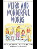 Weird and Wonderful Words