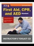 Irish Edition Standard First Aid, Cpr, and Aed, Instructor's Toolkit