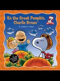 It's the Great Pumpkin, Charlie Brown [With Stickers]