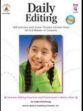 Daily Editing, Grade 4