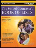 The School Counselor's Book of Lists, Grades K-12