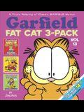 Garfield Fat Cat 3-Pack #13: A Triple Helping of Classic Garfield Humor