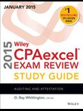 Wiley Cpaexcel Exam Review 2015 Study Guide (January): Auditing and Attestation