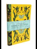 Art of Nature: Botanical Sewn Notebook Collection (Set of 3)