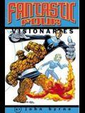 Fantastic Four Visionaries: John Byrne Volume 1 Tpb