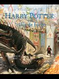 Harry Potter (Ilustrado 04) Y El Caliz de Fuego