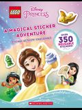 A Magical Sticker Adventure (Lego Disney Princess: Sticker Activity Book)