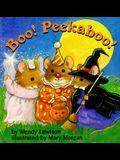 Boo! Peekaboo!