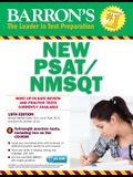 Barron's New Psat/NMSQT [With CDROM]