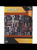 Steck-Vaughn Core Skills Spelling: Workbook Grade 6
