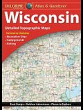Delorme Wisconsin Atlas and Gazetteer