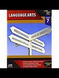 Steck-Vaughn Core Skills Language Arts: Workbook Grade 7