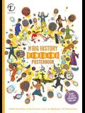 The Big History Timeline Posterbook: Unfold the History of the Universe--From the Big Bang to the Present Day!