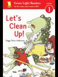 Let's Clean Up!
