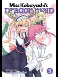 Miss Kobayashi's Dragon Maid Vol. 5
