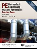 Ppi Pe Mechanical HVAC and Refrigeration Practice Exam, 2nd Edition - Comprehensive and Realistic Practice Exam for the Pe Mechanical HVAC and Refrige