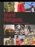 World Religions (2003): A Voyage of Discovery (Student Text)