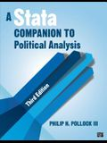 A Stata(r) Companion to Political Analysis