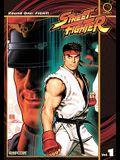 Street Fighter Volume 1: Round One - Fight!