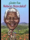 Quien Fue Nelson Mandela?