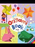 My First Origami Book: Includes Rainbow Origami Paper!